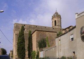 Iglesia de Santa María de día