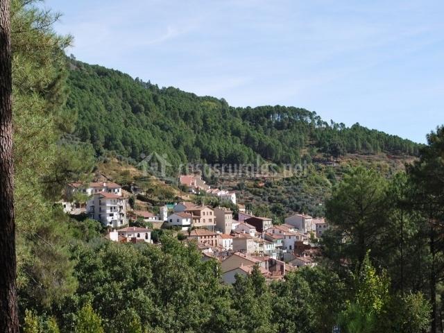Casa rural la cruz casas rurales en navarredonda de gredos vila - Casa rural guisando ...