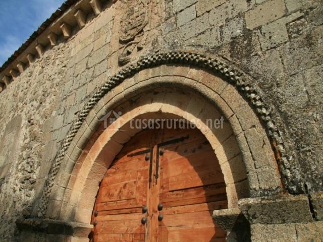 Posada de san mill n en sep lveda segovia - Hotel puerta del arco ...