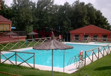 Camping Valverde Natural - Valverde Del Fresno, Cáceres