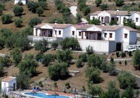 Alojamientos rurales Huetor