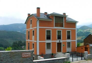 Apartamentos Rurales El Palacio - Doiras, Asturias