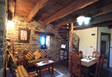 Apartamento rural Casa do Cabo - Fonsagrada (Casco Urbano), Lugo