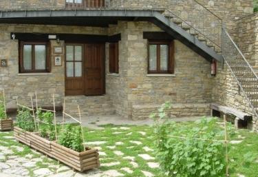Xisqueta - Casa Marquet - Valle De Lierp, Huesca