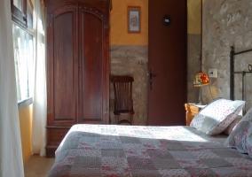 Dormitorio doble con baño propio