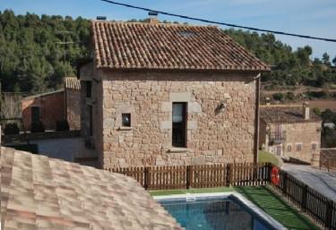 3 casas rurales con piscina en fonollosa - Casas rurales lleida piscina ...