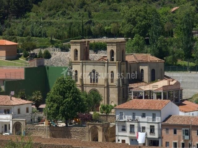 La milagrosa en san martin de moncayo zaragoza - Casa rural moncayo ...