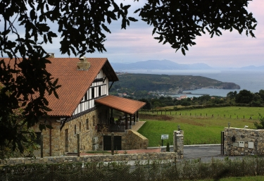 Casa rural Larrakoetxea - Plentzia, Vizcaya