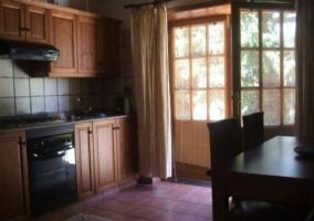 Sala de estar y su ventana