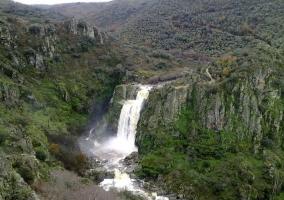 Cascada del Río Uces