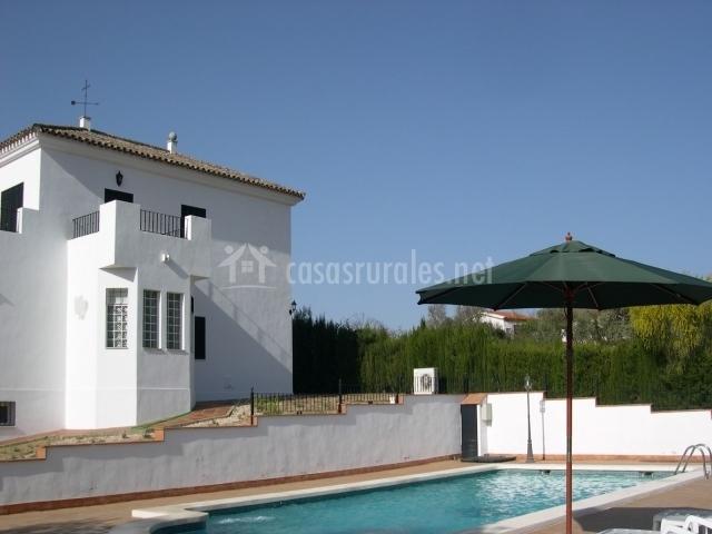 El andreal casa rural en cazalla de la sierra sevilla for Casa rural sevilla piscina