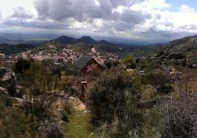 Paisaje de los Montes de Toledo