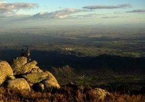 Vistas desde la Sierra de San Vicente