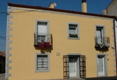 El Chorrillo - Casas de Ángela - Lozoyuela, Madrid