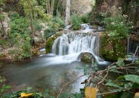 Barranco río dulce