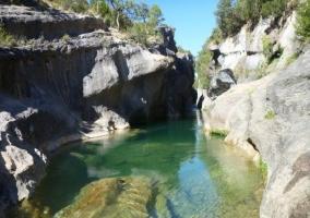 Parque Natural del barranco del rio dulce