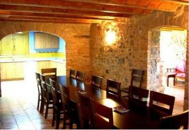 Can Morat - Sils, Girona
