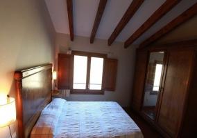 Gran dormitorio doble