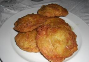 Patatas de Olot a la filipina