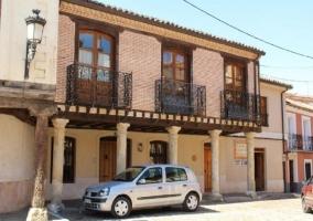 Casa rural Plaza Vieja