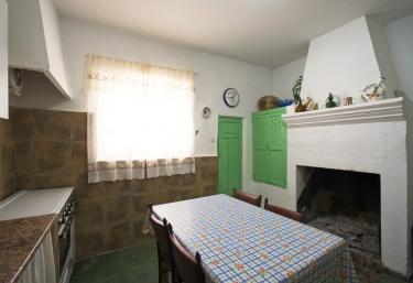 Cortijo Los Llanos - Casa principal - Caniles, Granada