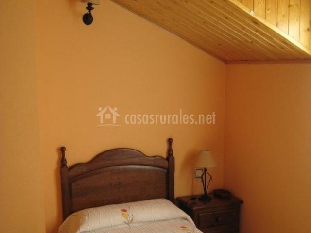 Las casas de isabel casa eusebio y casa candelas en san - Techo abuhardillado ...