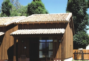 Las Cabañas de Valsaín - Valsain, Segovia