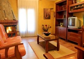 Fachada Villa Luz I