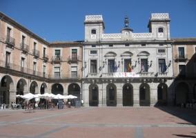 Plaza Mayor de Ávila