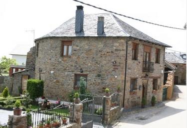 Casa Abuelo José I - Robledo De Las Traviesas, León