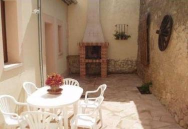 Casa rural Las Tres Cruces - San Pedro De Gaillos, Segovia