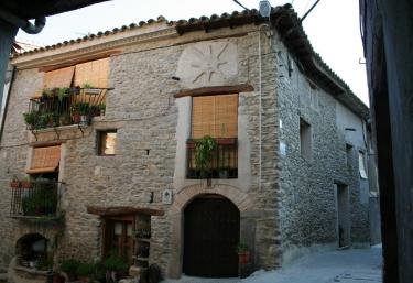 Antigua Casa Catones - Lascuarre, Huesca