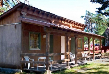 Camping Cobijo - Vinuesa, Soria