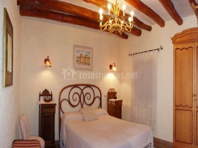 Hotel casa rural teo en huermeda zaragoza - Dormitorios infantiles con encanto ...