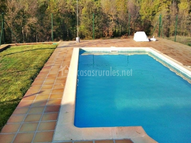 Casa sant joan casas rurales en olius lleida - Casas rurales lleida piscina ...