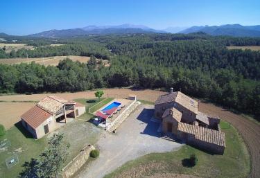 Casa Sant Joan - Olius, Lleida