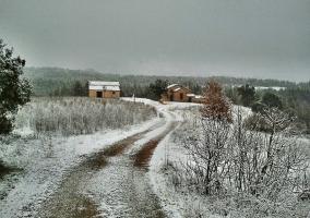Nevadas en invierno