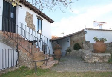 Dos Laureles - Fuenteheridos, Huelva