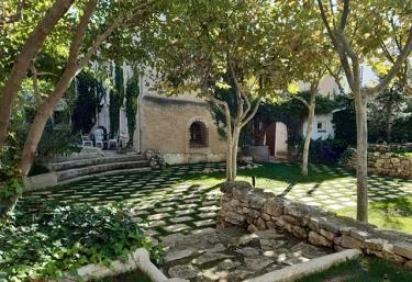 El Jardín de San Bartolomé - Carrascosa Del Campo, Cuenca