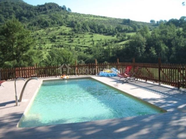 Mas molladar en camprodon girona for Casa rural girona piscina