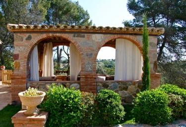 Can caponet casa rural en lli a d 39 amunt barcelona - Can caponet casa rural ...