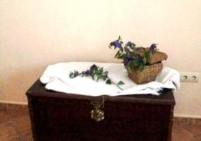 Baúl para decorar