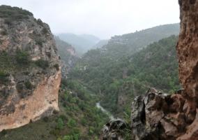 Entorno natural y río