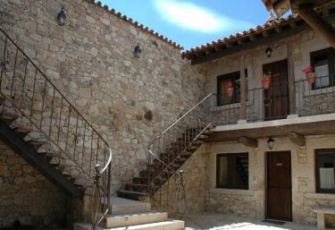 La Bajera- La Quinta del Chocolatero - Navatejares, Ávila