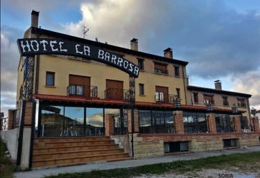 Hotel La Barrosa - Abejar, Soria
