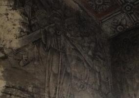 Pinturas de la capilla