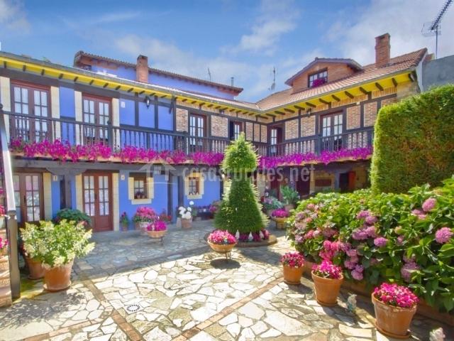 Posada Gema Hoteles Rurales En Ubiarco Cantabria
