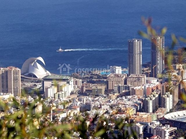 Zona de Santa Cruz de Tenerife