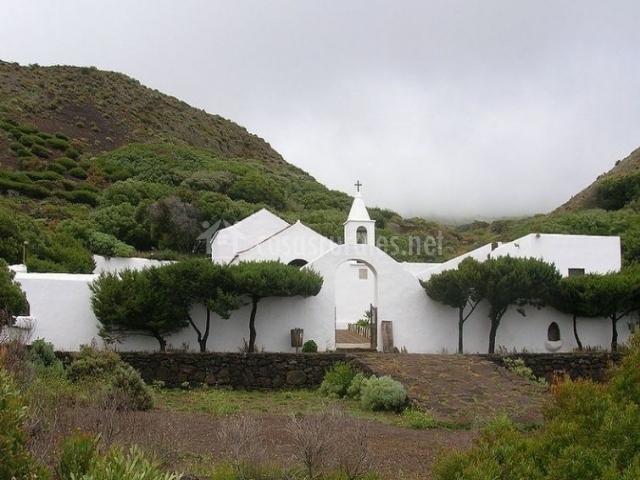 Zona del Santuario