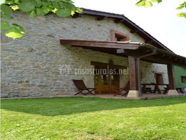 La Corte del Rondiellu en Bobia De Abajo (Asturias